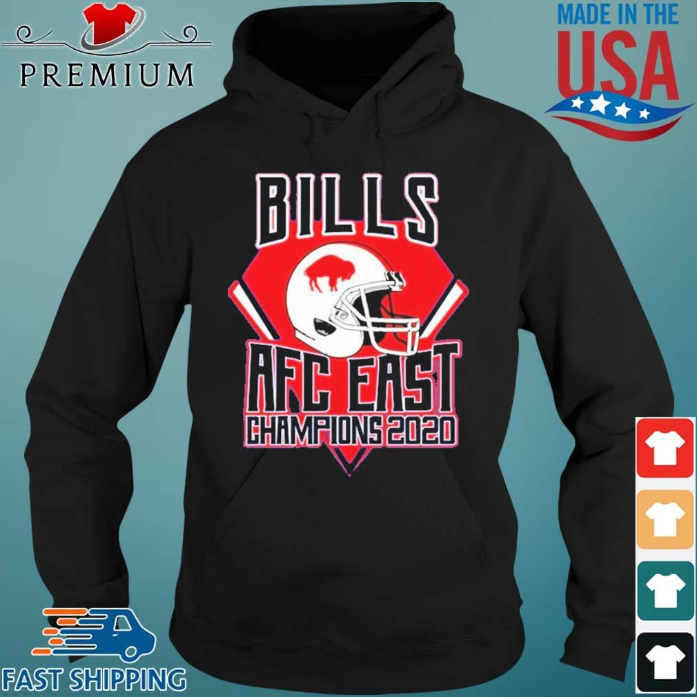 Buffalo Bills Football Club Afc East Champions 2020 Shirt Hoodie den
