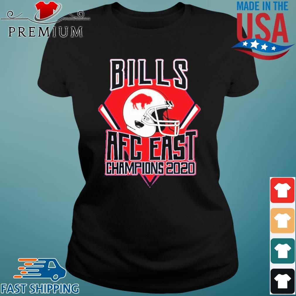 Buffalo Bills Football Club Afc East Champions 2020 Shirt Ladies den