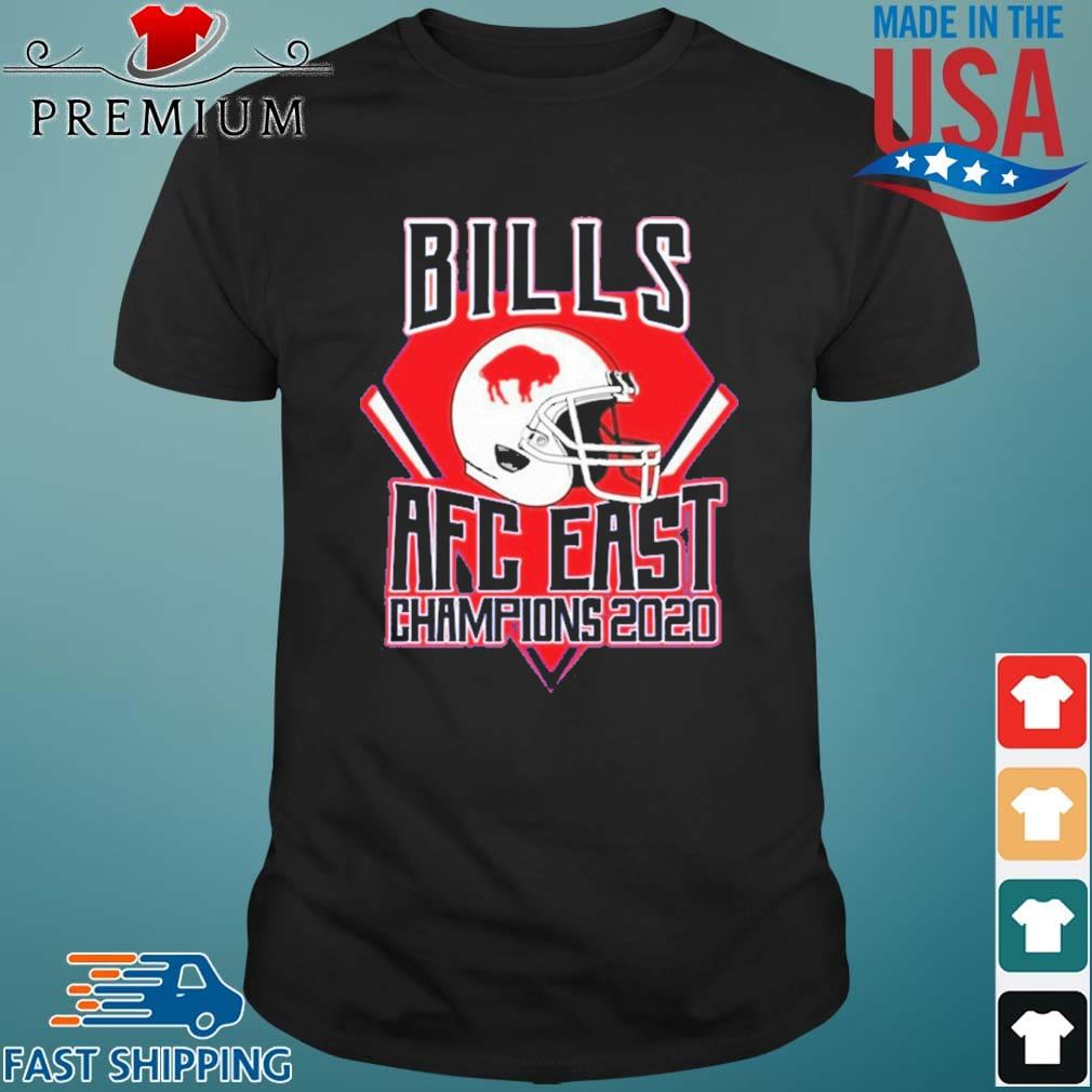 Buffalo Bills Football Club Afc East Champions 2020 Shirt