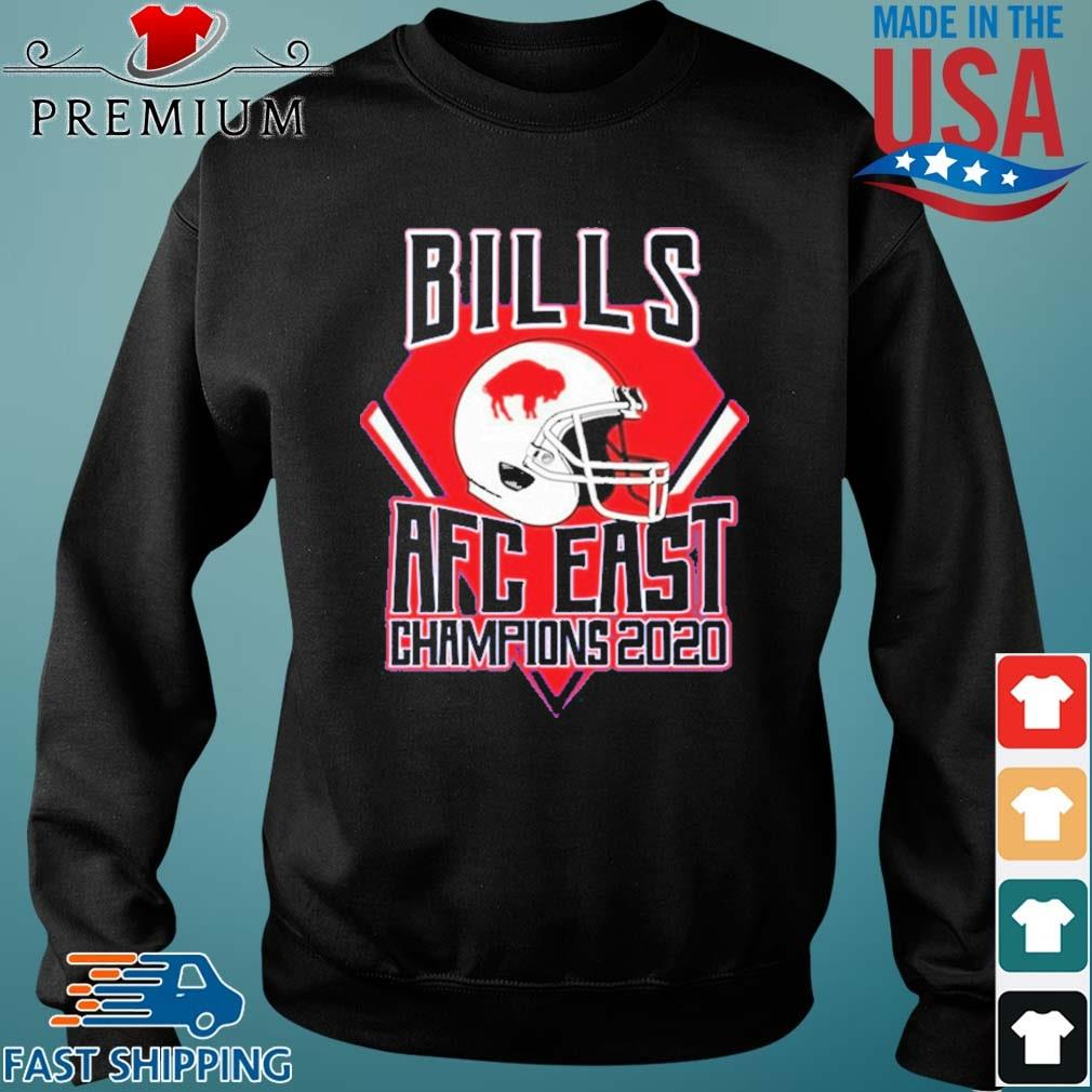 Buffalo Bills Football Club Afc East Champions 2020 Shirt Sweater den