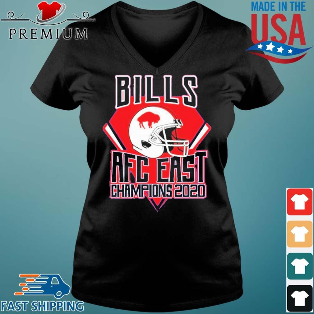 Buffalo Bills Football Club Afc East Champions 2020 Shirt Vneck den