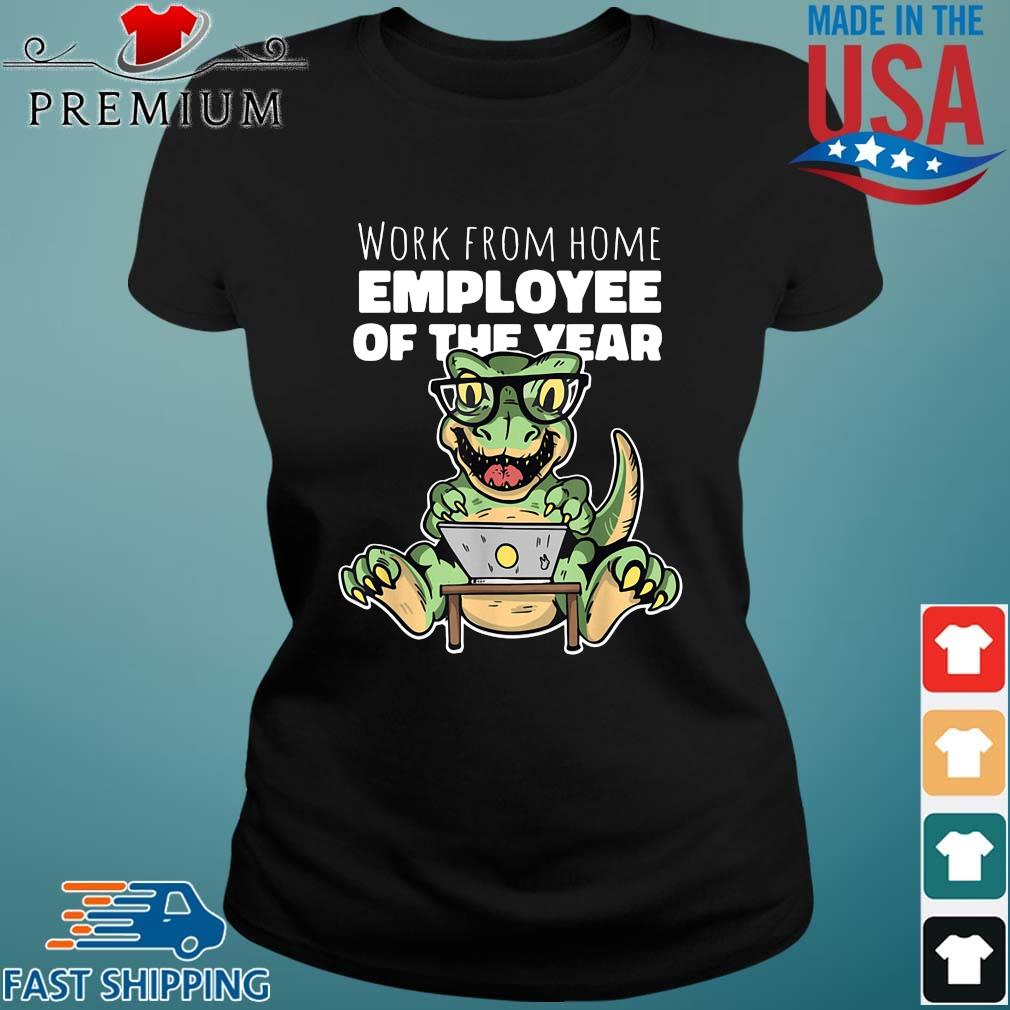Dinosaurs work from home employee of the year s Ladies den