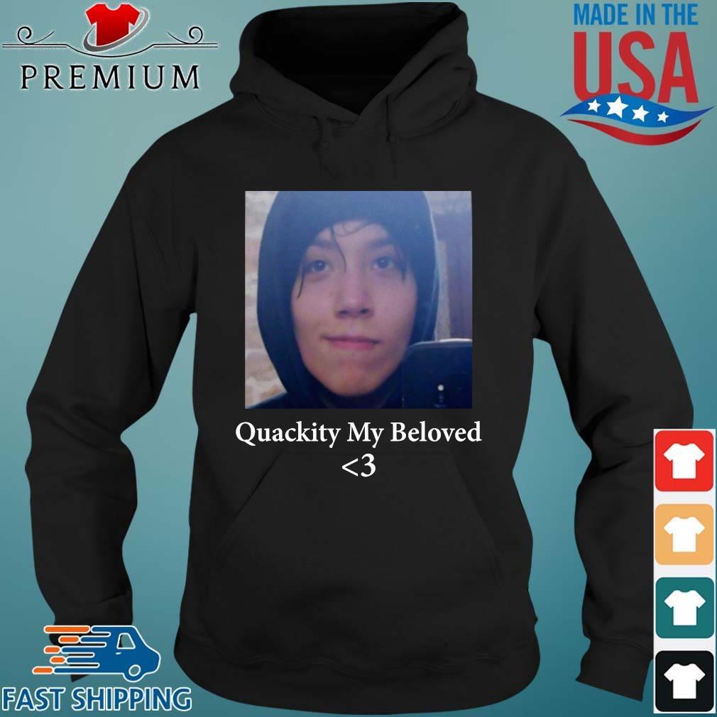 Quackity my beloved Hoodie den
