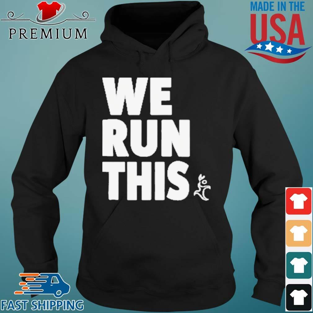 Runners Heel We Run This Shirt Hoodie den