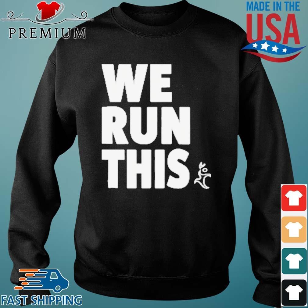 Runners Heel We Run This Shirt Sweater den