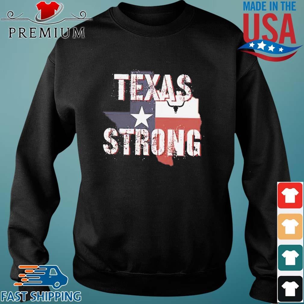 Texas Flag Strong 2021 Shirt Sweater den