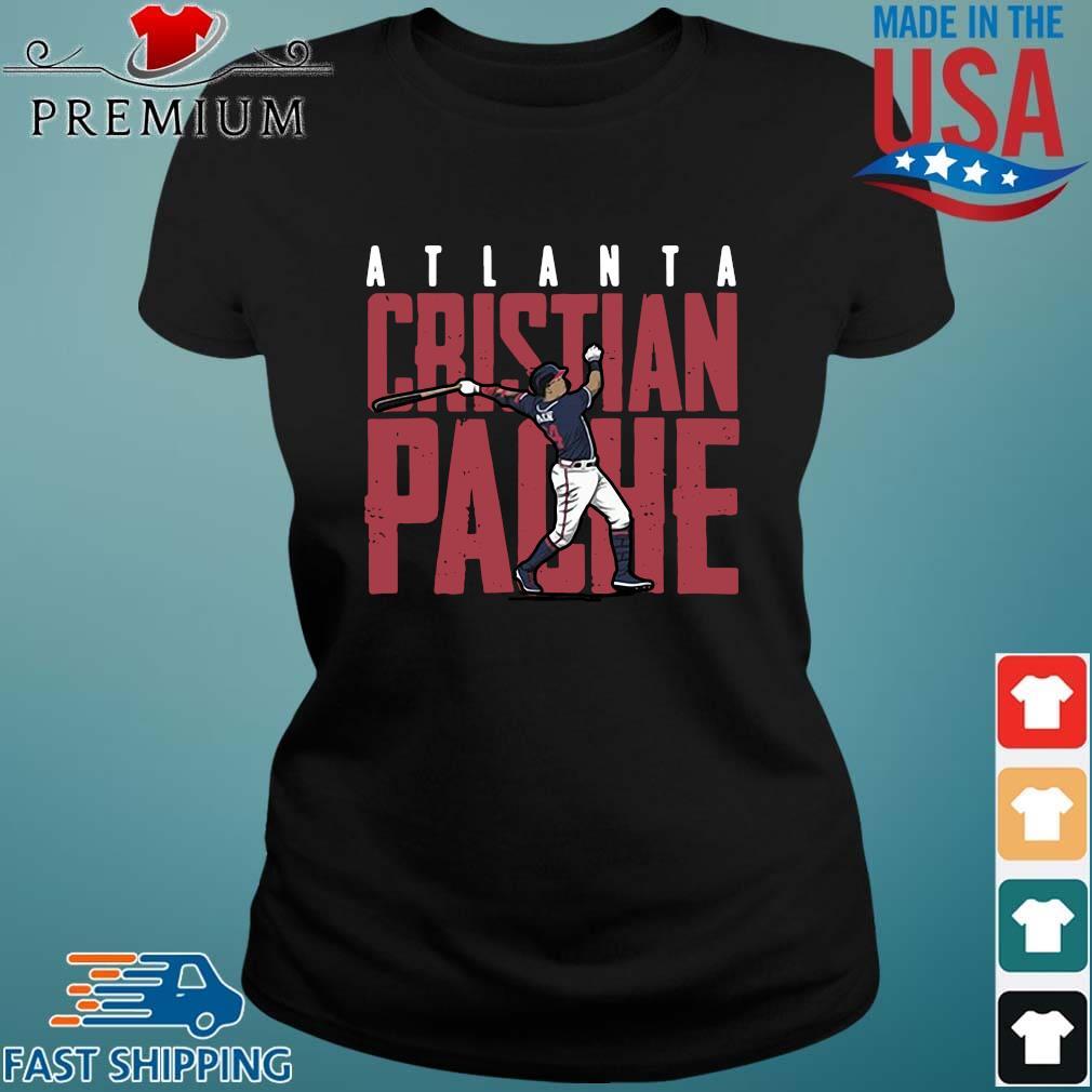 Atlanta Rristian Pache baseball Ladies den