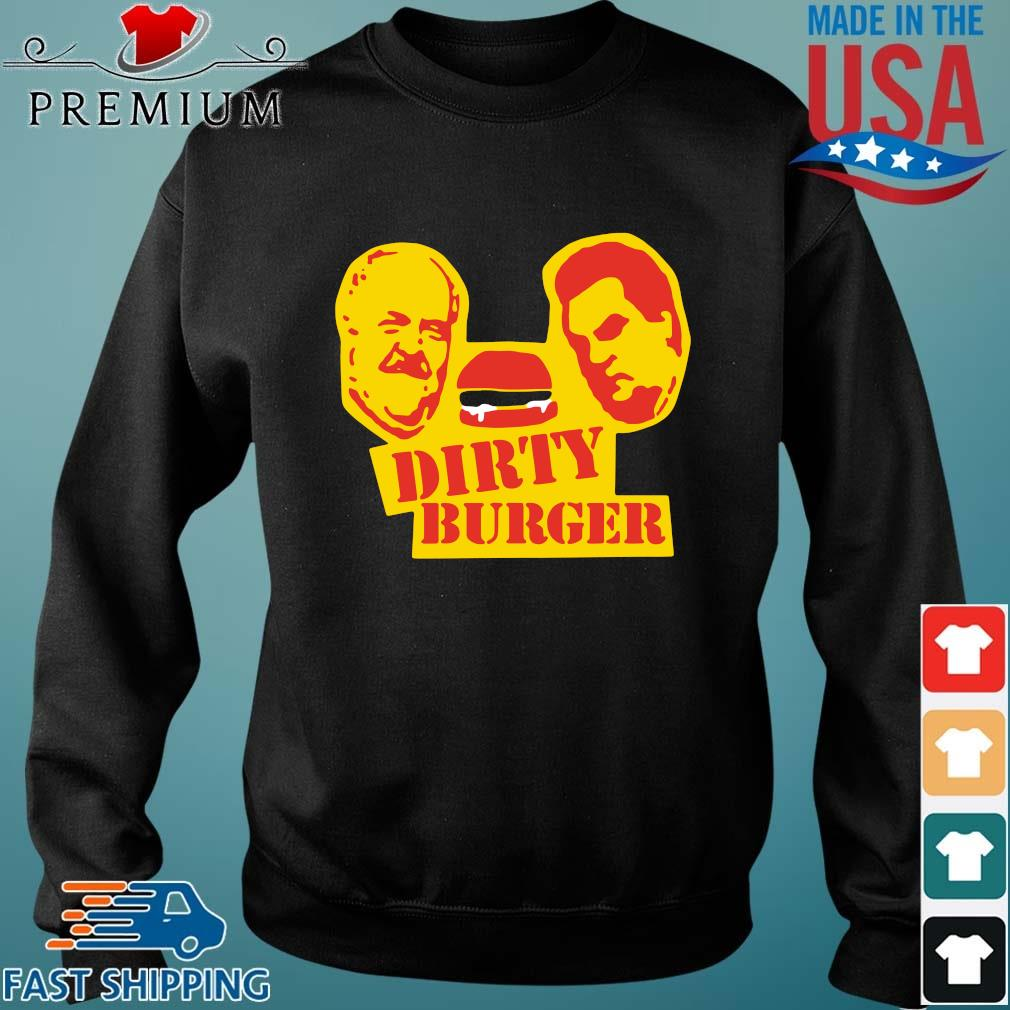 Dirty burger Sweater den