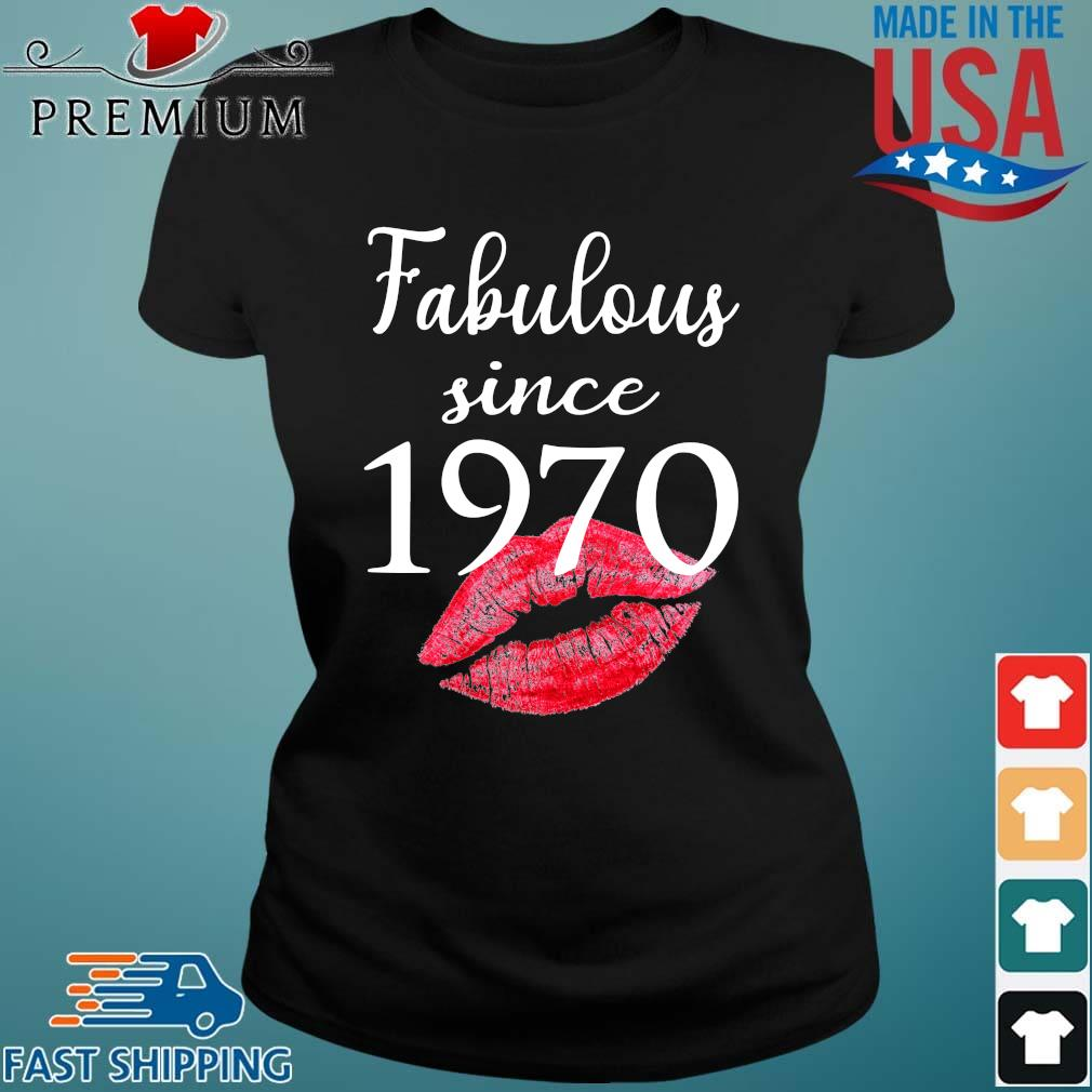 Fabulous since 1970 lips Ladies den