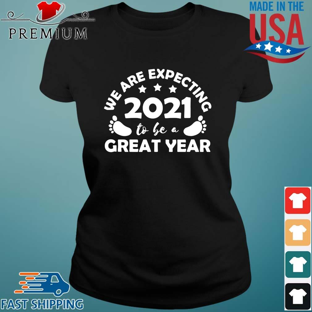 Funny we are expecting 2021 to be a great year Ladies den
