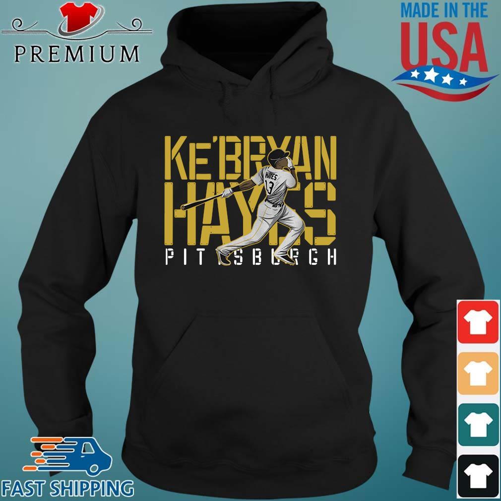 Ke'bryan Hayes Pittsburgh Baseball 2021 Shirt Hoodie den