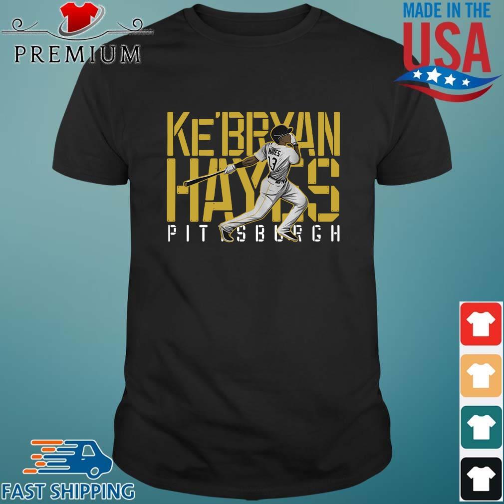 Ke'bryan Hayes Pittsburgh Baseball 2021 Shirt