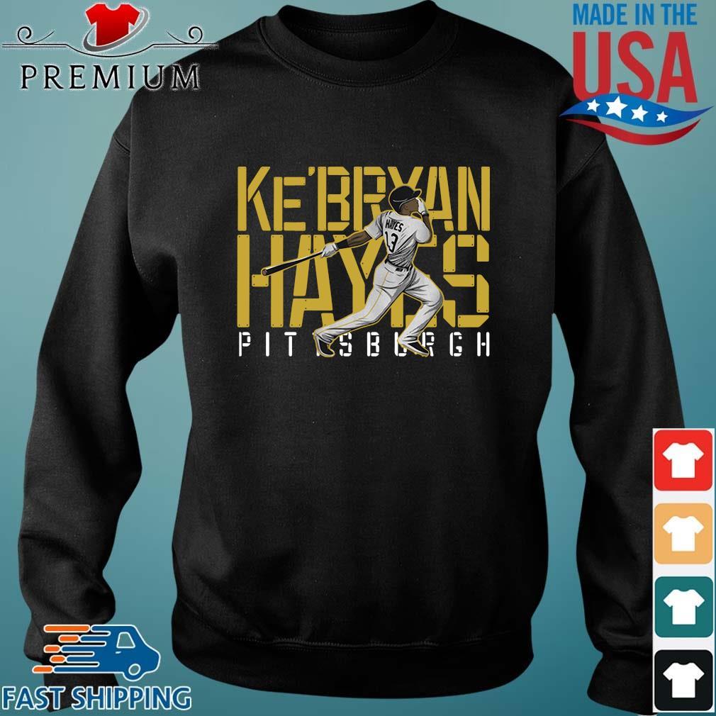 Ke'bryan Hayes Pittsburgh Baseball 2021 Shirt Sweater den
