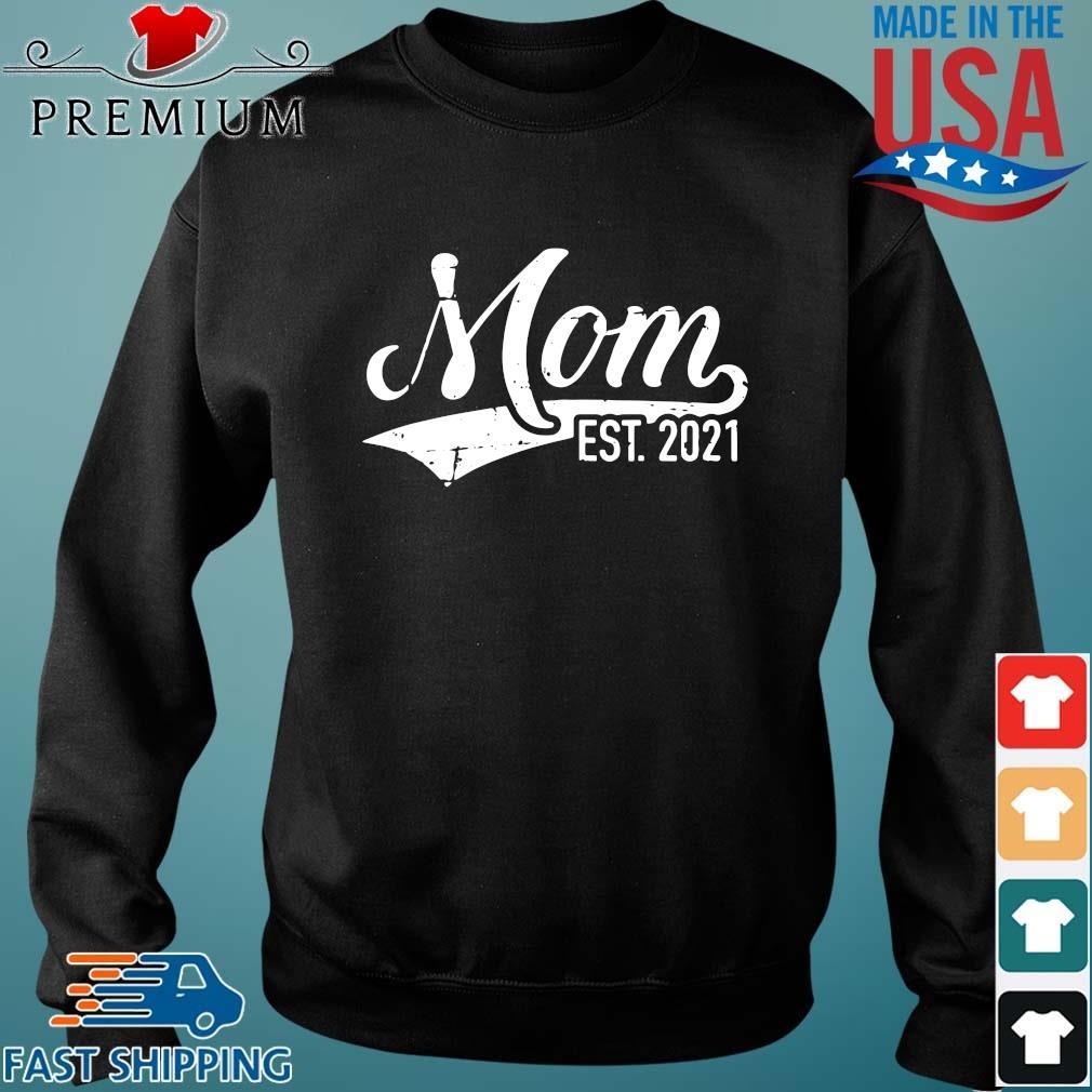 Mom est 2021 Sweater den