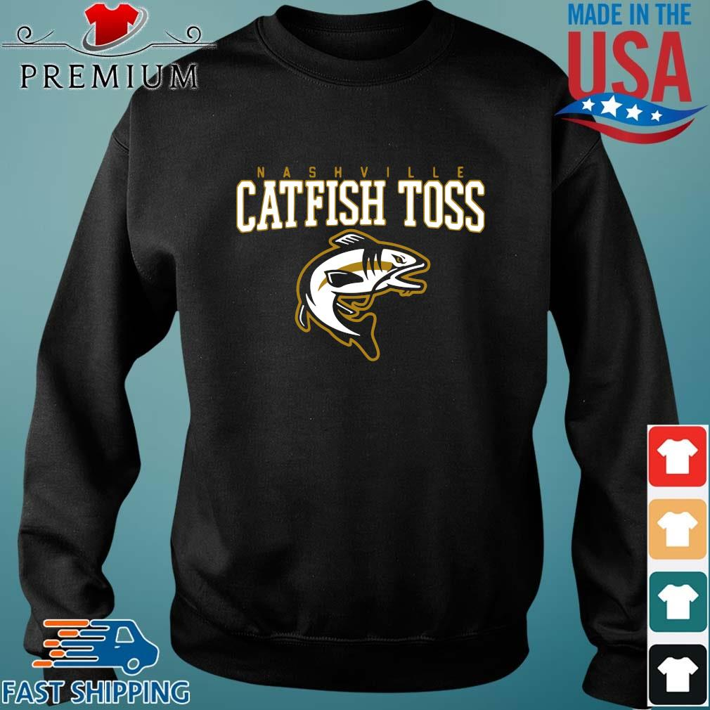 Nashville catfish toss Sweater den