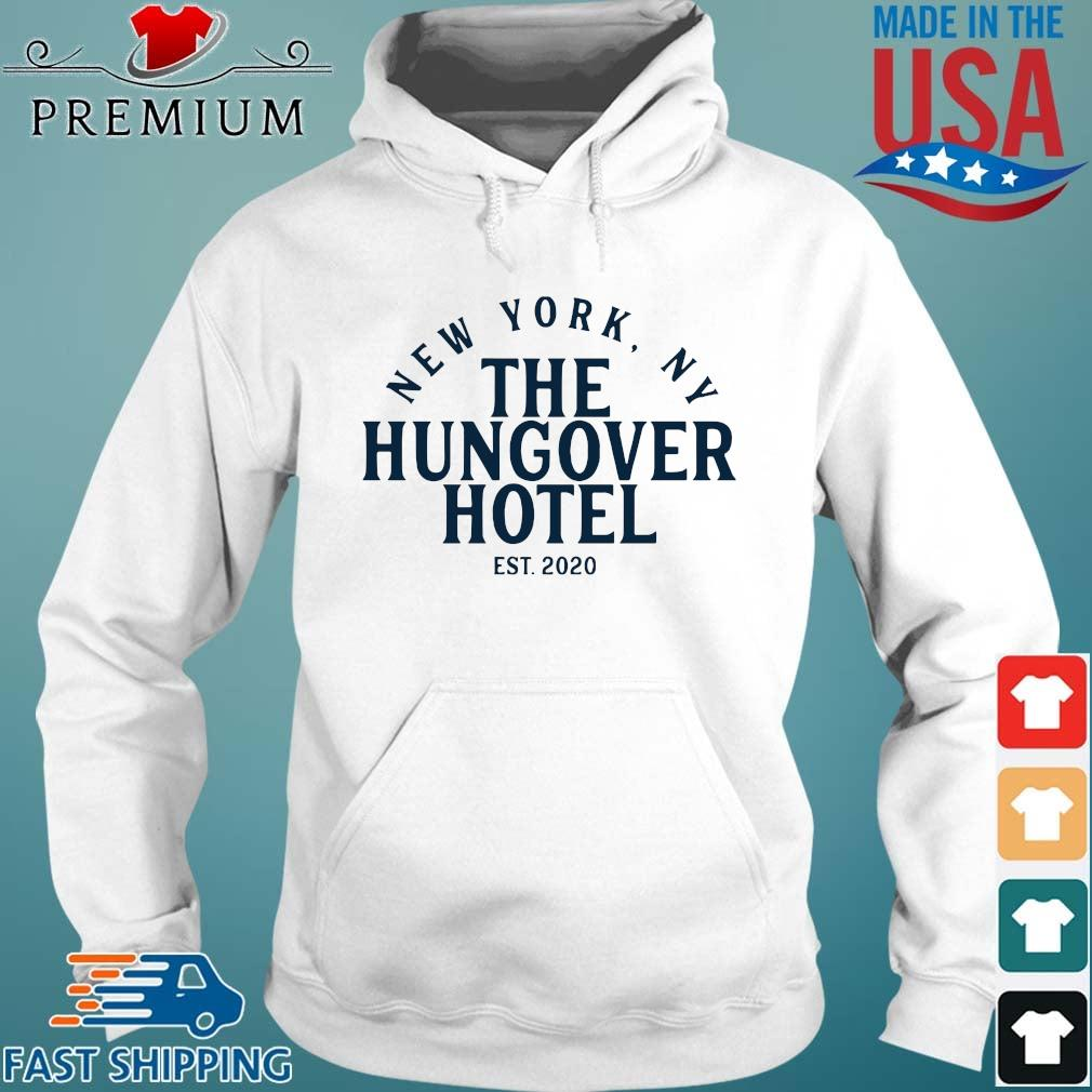 New York ny the hungover hotel est 2020 Hoodie trang