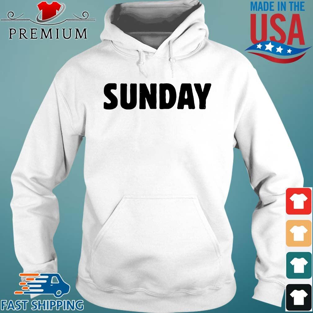 Official 2021 Sunday Shirt Hoodie trang