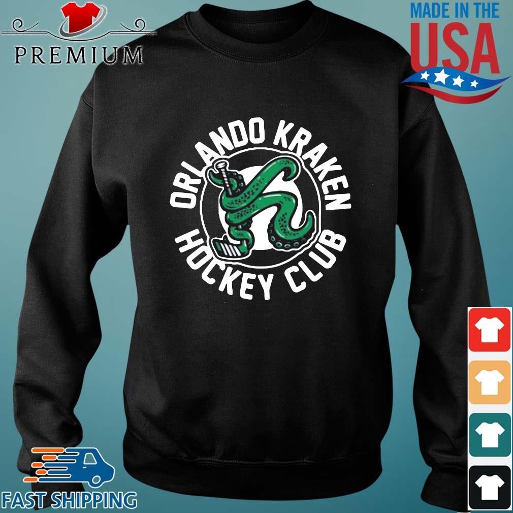 Orlando Kraken hockey club Sweater den