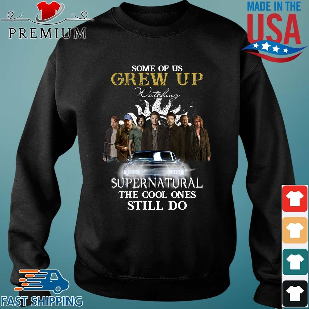 Some of us grew up watching Supernatural the cool ones still do Sweater den