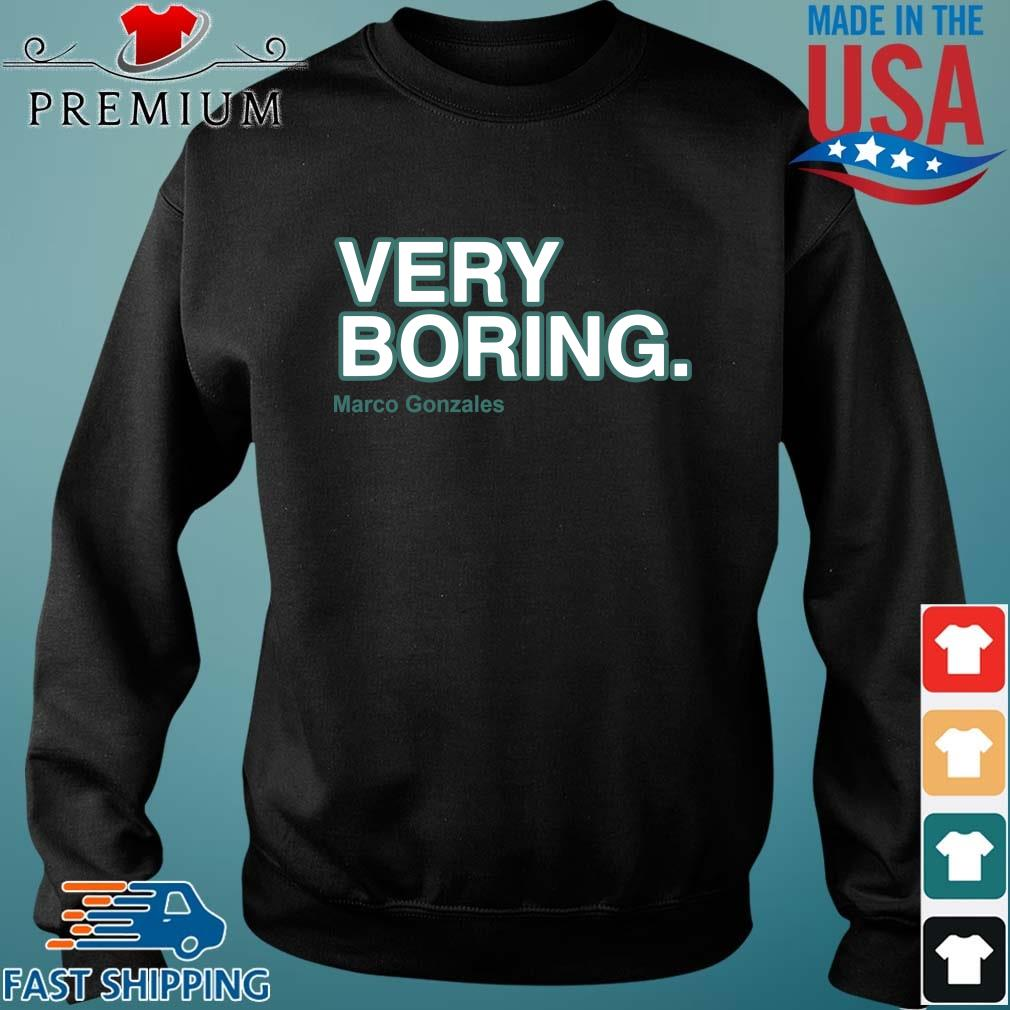 Very boring Marco Gonzales Sweater den