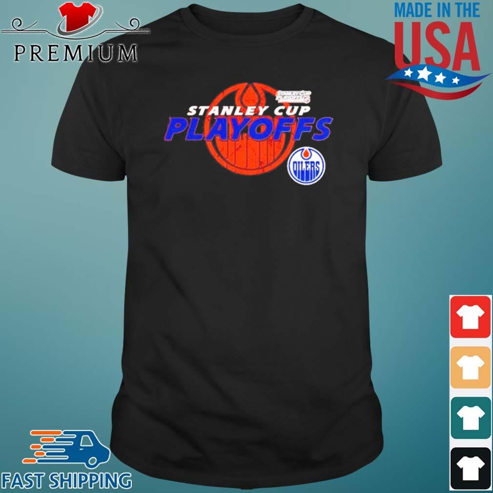 Edmonton Oilers 2021 Stanley Cup Playoffs Shirt