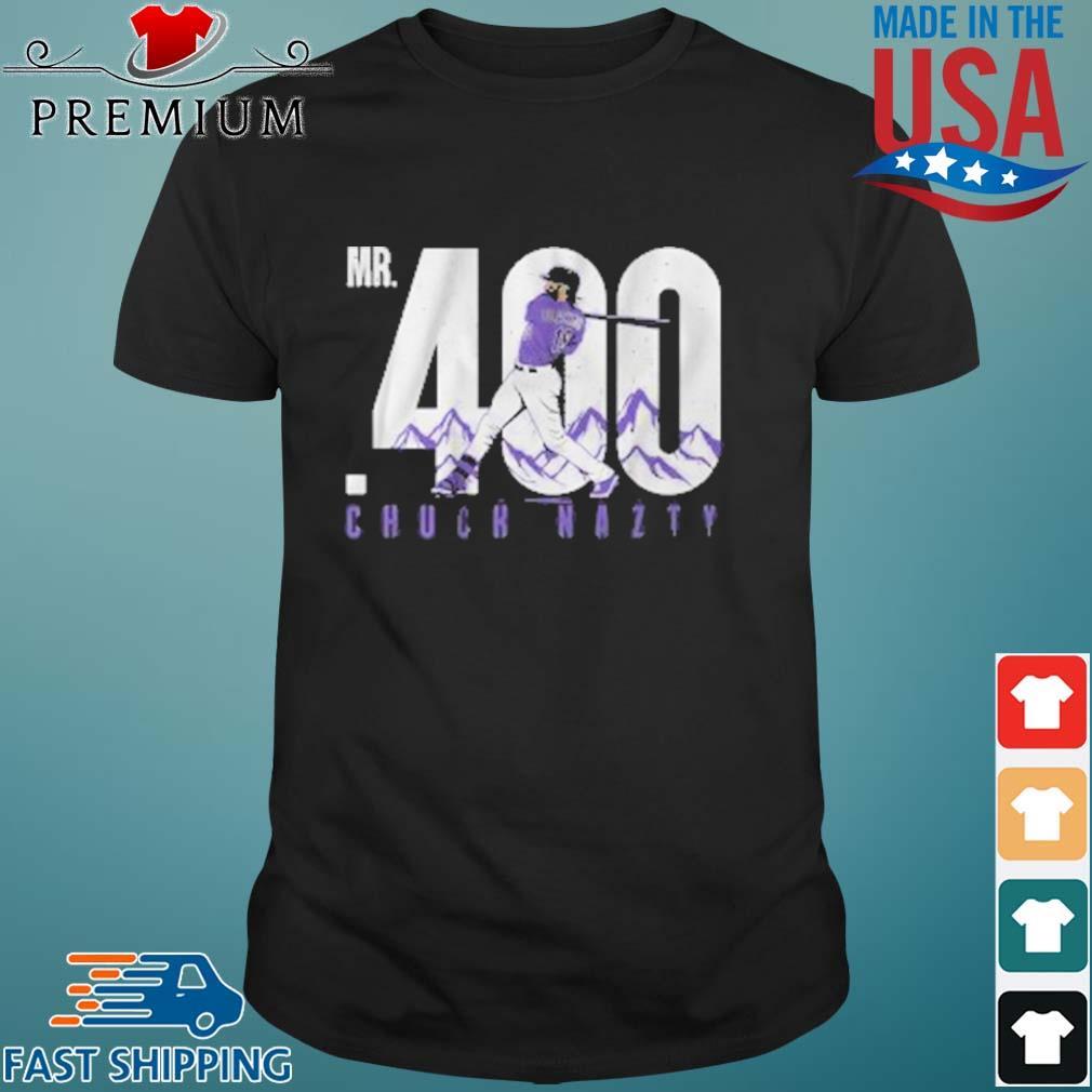 Charlie Blackmon Mr .400 Shirt
