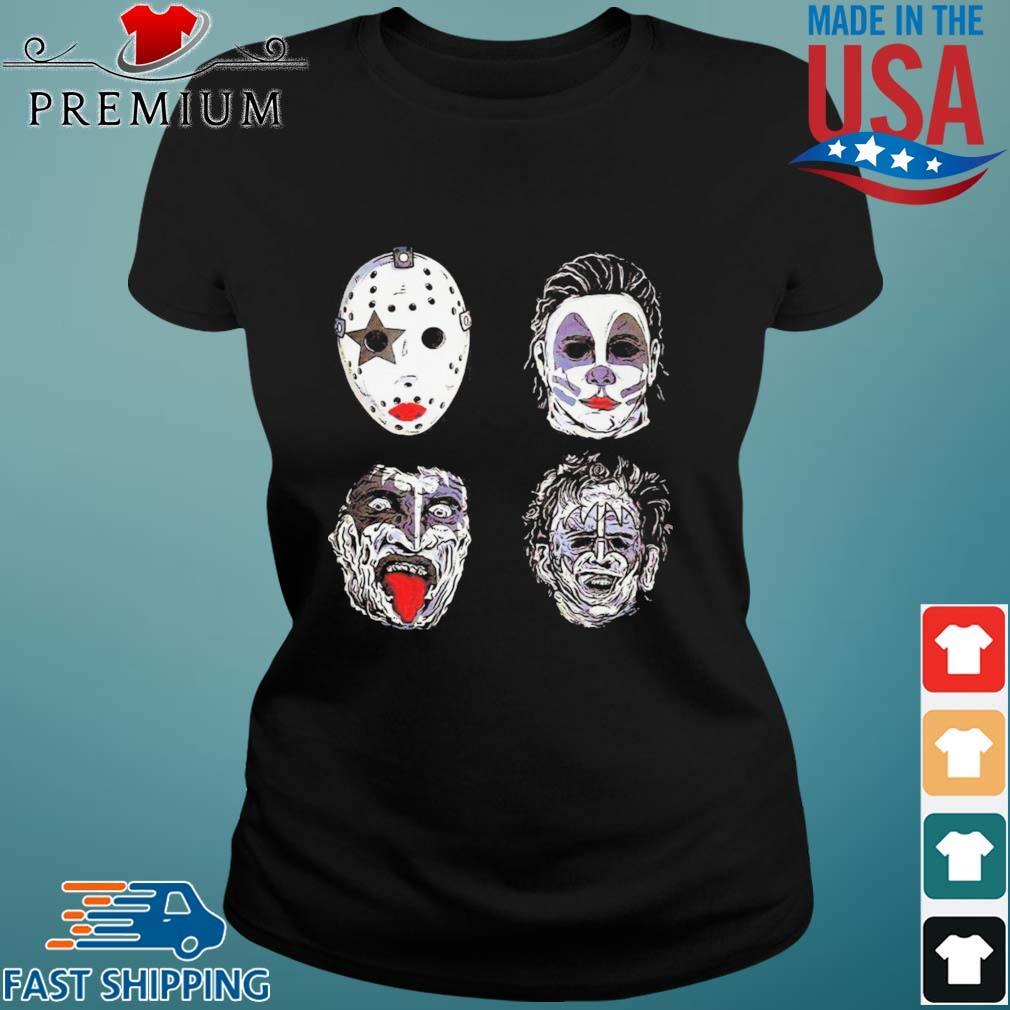 Jason Voorhees Michael Myers Captain Spaulding and Scary Freddy Krueger Halloween s Ladies den