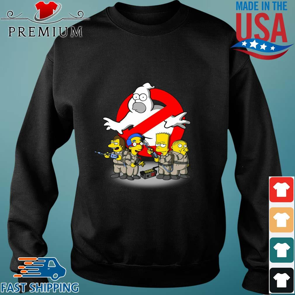 Homer Busters Simpsons s Sweater den