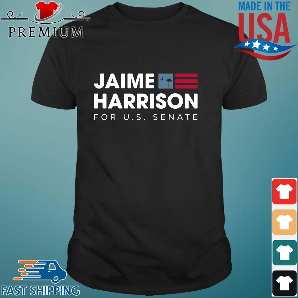 Jaime Harrison for US senate shirts