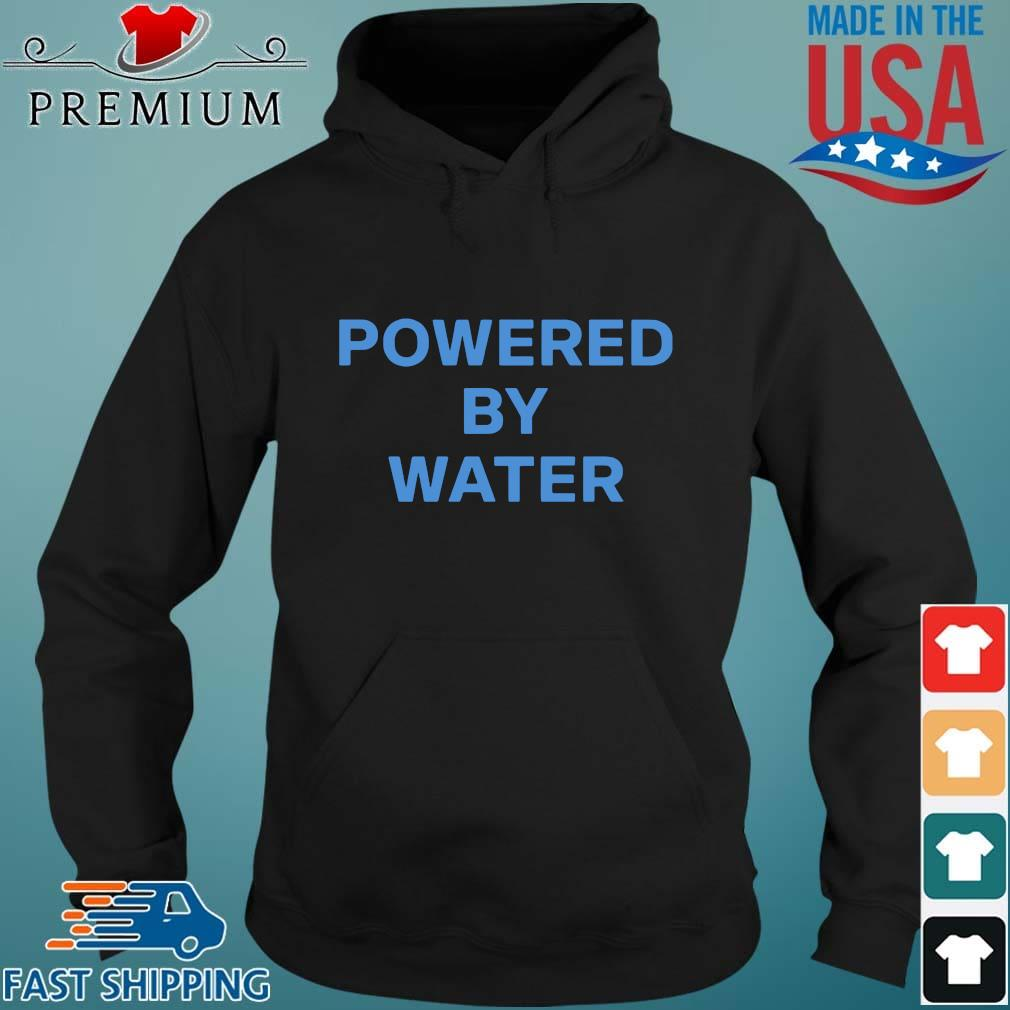 Powered by water s Hoodie den