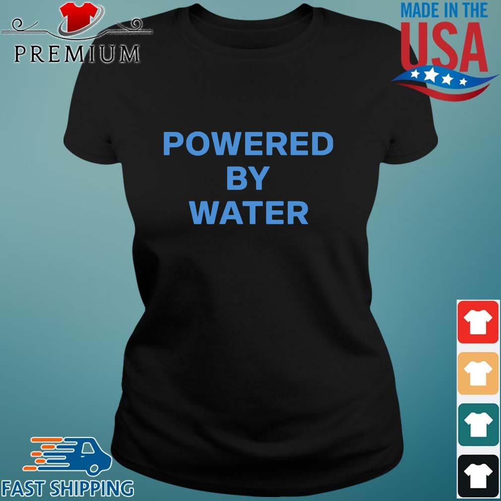 Powered by water s Ladies den