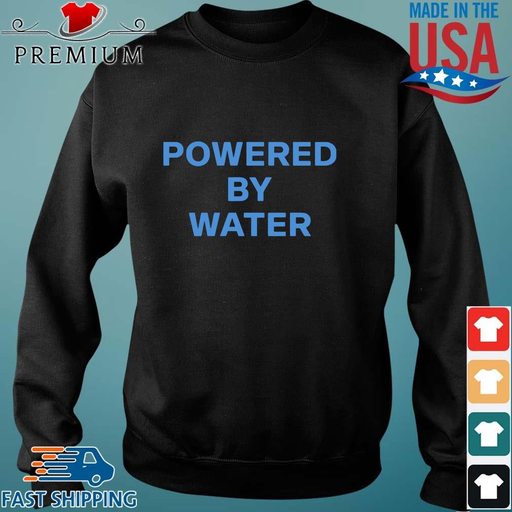 Powered by water s Sweater den
